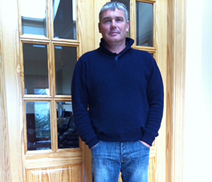 Mike Hoggan-MD of JG Builders Braidleys Ltd