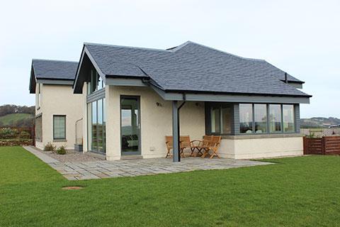 JG Builders Braidleys Ltd New Build