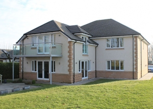 Milnathort New Build JG Builders Braidleys